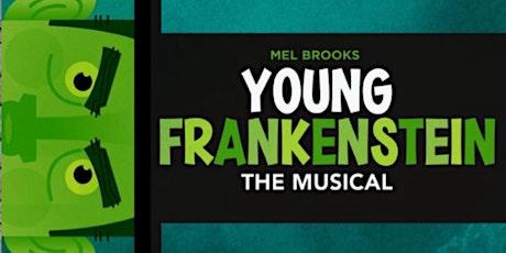 Young Frankenstein tickets