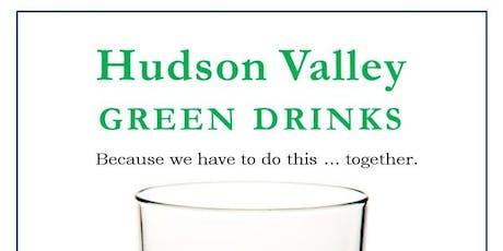 Hudson Valley Green Drinks 4 December 2019 tickets