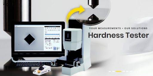Hardness Testing Talk
