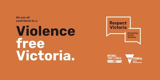Mitchell Community Walk against Violence