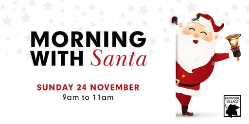 Morning with Santa