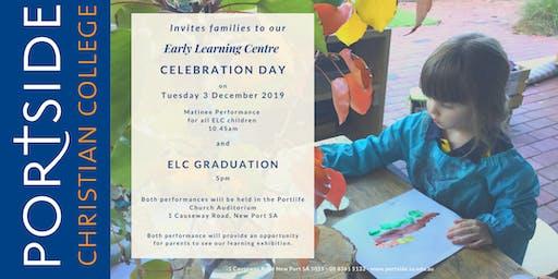 ELC Celebration Day