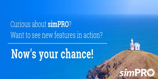 simPRO is coming to Port Macquarie!