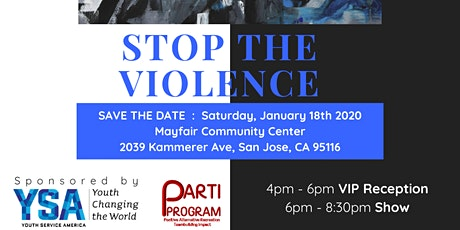 Martin Luther King Jr. Stop The Violence Event tickets
