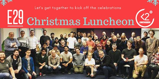 E29 - 2*Hub Christmas Luncheon