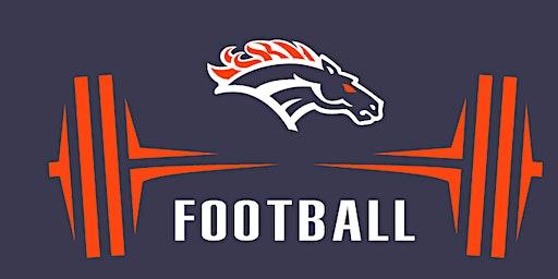 2019 ERHS Mustang Varsity / JV Football Banquet