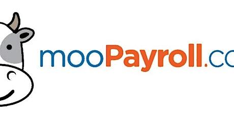 Jan 28th, Moo Payroll Cloud Payroll Classroom Training tickets