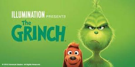 Movies at Mawson: The Grinch  tickets