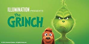 Movies at Mawson: The Grinch