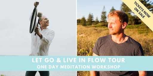 Let Go & Live in Flow Workshop  (Sydney)