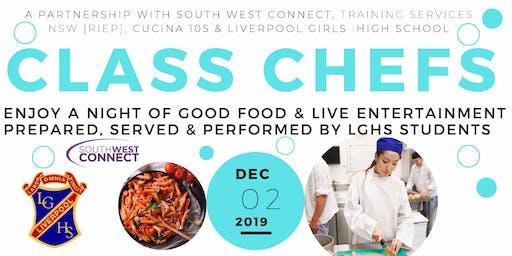 LGHS Class Chefs