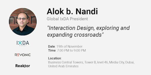 Interaction Design, exploring and expanding crossroads