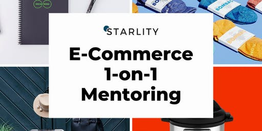 1-on-1 E-Commerce Mentoring with Ex-Amazon Senior Manager