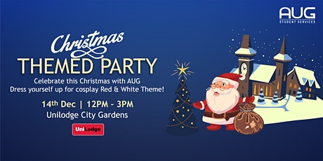 AUG Christmas Themed Party tickets