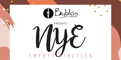 New Years Eve at Byblos Melbourne 2019 tickets