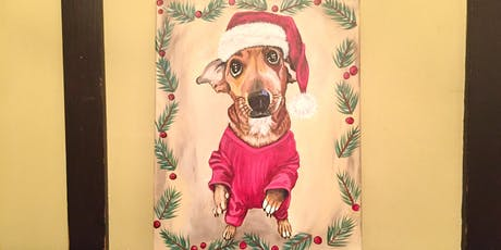Sip and Paint Night - Holiday Paint Your Pet @ Beerocracy tickets