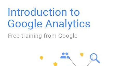 免費 - Google Digital Garage: An Introduction to Google Analytics(Cantonese Speaker)