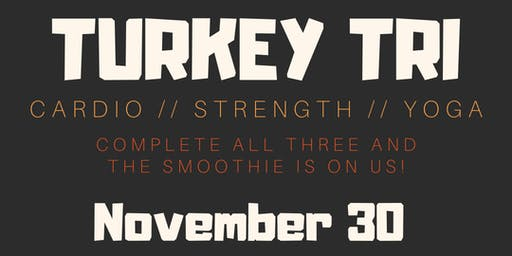 Turkey Tri Fitness Event