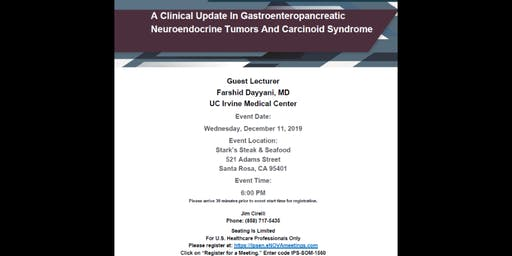 Clinical Update on Gastroenteropancreatic Neuroendocrine Tumors
