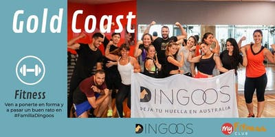 Dingoos Free Body Pump - Gold Coast
