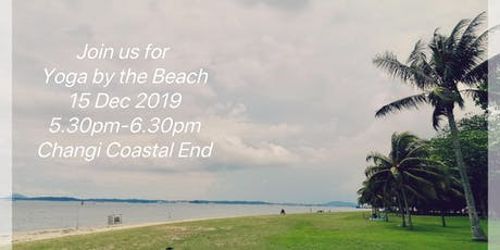 Yoga by the beach tickets