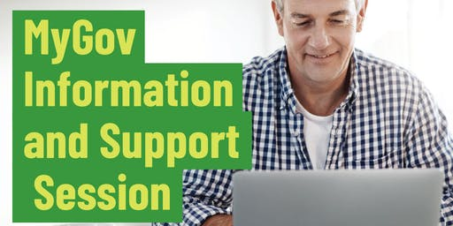 MyGov Information and Support Session - Part 2
