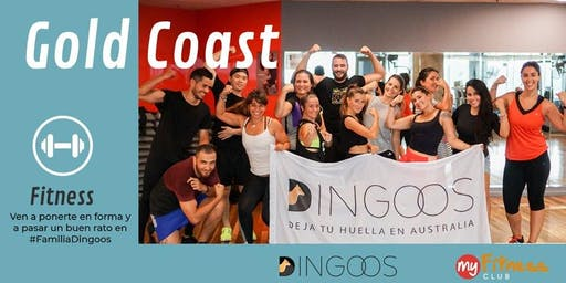 Dingoos Free Booty Class - Gold Coast
