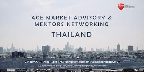 Thailand Market Advisory & Networking session tickets
