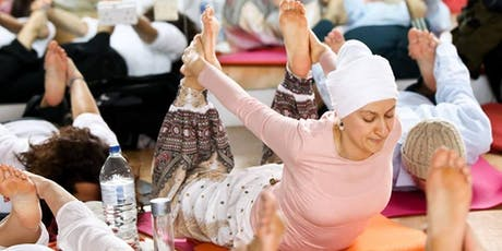 Kundalini Yoga for Backache ~PAYMENT DOOR~ tickets