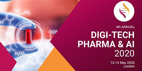 Digi-Tech Pharma & AI 2020 tickets