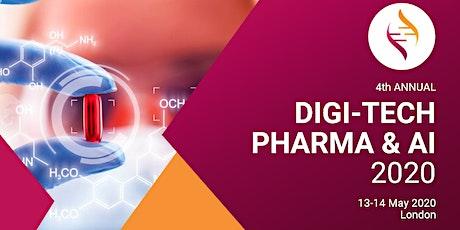 Digi-Tech Pharma & AI 2020 tickets