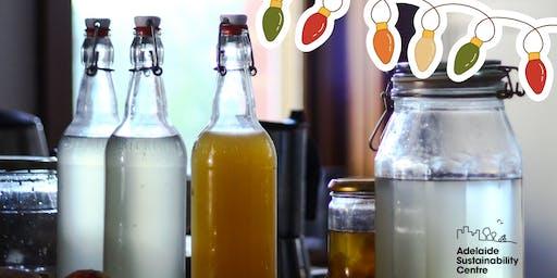 Festive Fermented Drinks