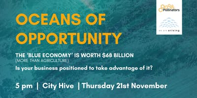 Oceans of Opportunity