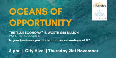 Oceans of Opportunity tickets