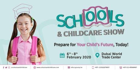Dubai Schools & Childcare Show 2020 tickets