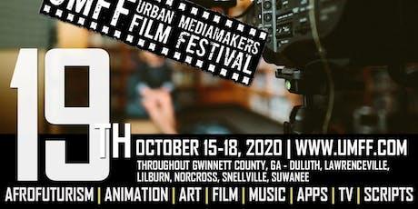 Urban Mediamakers Film Festival 2020 :: 19th Edition tickets