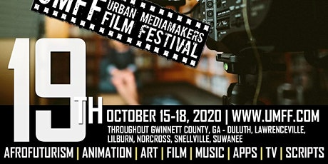Urban Mediamakers Film Festival 2020 :: 19th Edition tickets