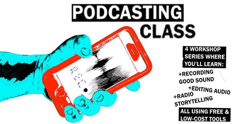 Podcasting Class
