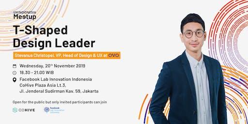 T-Shaped Design Leader