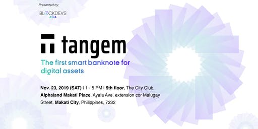Tangem: The first smart banknote for digital assets
