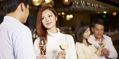 Asian Singles Speed Dating