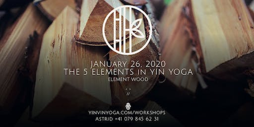 The 5 Elements in YIN YOGA - Element Wood