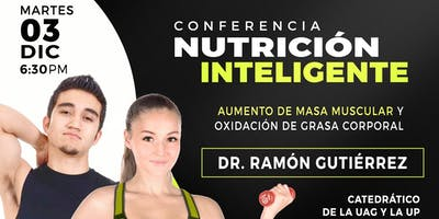 Nutrición inteligente: Aumento de masa muscular y oxidación de grasa