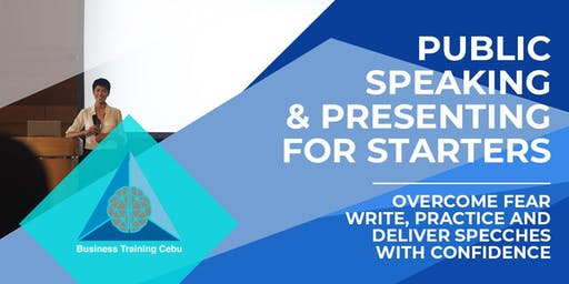 Public Speaking and Presenting for Starters