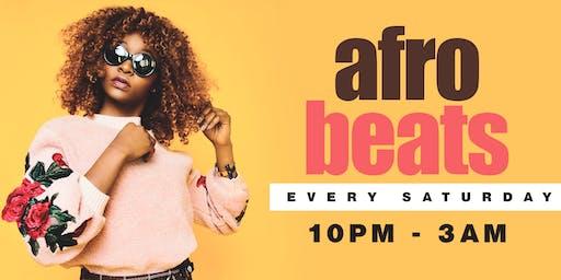 Afrobeats Every Saturday (Nottingham)