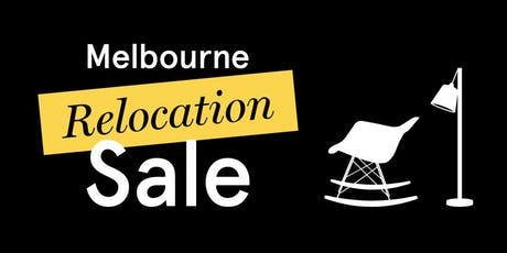 Living Edge Melbourne Relocation Sale tickets
