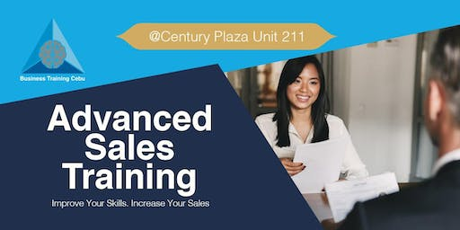Advanced Sales Training