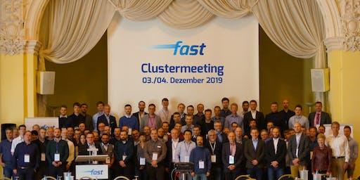 fast Clustermeeting Dez 2019