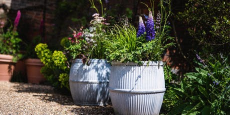 Stylish Summer Containers tickets