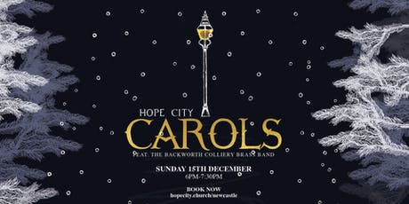 Hope City Carols tickets
